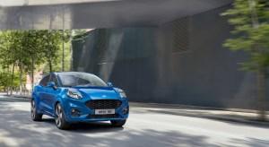 Ford Puma 2019 calandre feux dynamique