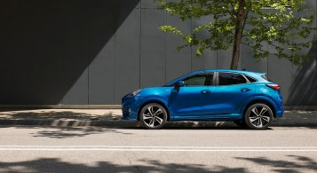 Ford Puma 2019 St-Line jantes profil