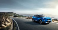 Peugeot 2008 2019 feux avant SUV