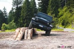 Jeep Wrangler Unlimited Rubicon 2019 statique tout-terrain calandre feux