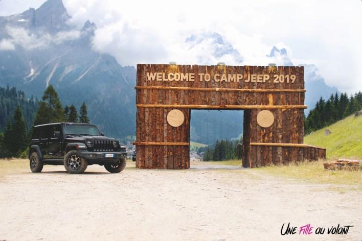 Jeep Wrangler Unlimited Rubicon 2019 Camp Jeep San Martino Di Castrozza