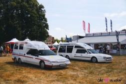 Rassemblement du Siècle Citroën 2019 ambulances