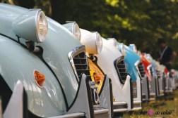 Rassemblement du Siècle Citroën 2019 2 CV ferté vidame centenaire anciennes rétro feux
