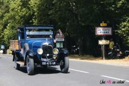 Rassemblement du Siècle Citroën 2019 ferté vidame anciennes rétro