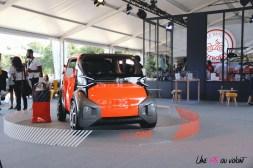 Rassemblement du Siècle Citroën 2019 Ami One concept