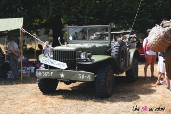 Traversée de Paris 2019 Jeep Willys meudon