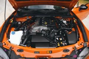 Mazda MX-5 30th Anniversary 2019 moteur 2,0 litres 184 chevaux essence