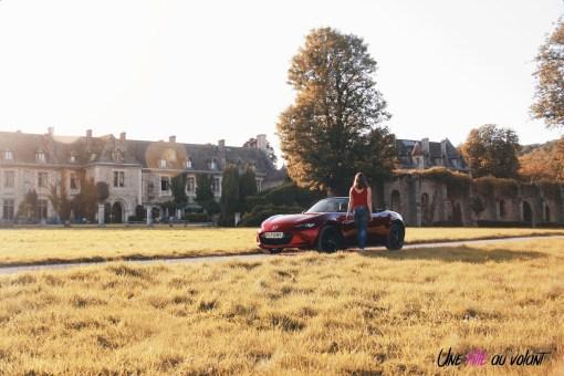 Essai Mazda MX-5 Marie Lizak cabriolet