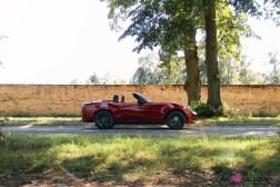 Essai Mazda MX-5 profil coupé