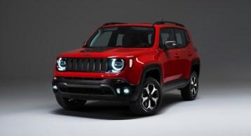 Jeep Renegade PHEV 2019 SUV hybride