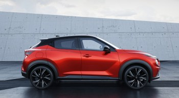Nissan Juke 2019 crossover jantes