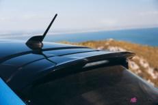 Essai Peugeot 208 2019 toit becquet antenne
