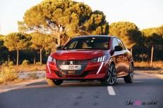 Essai Peugeot 208 2019 statique avant jantes