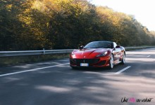 Photo of Road-trip entre Paris et Mulhouse au volant de la gamme Ferrari