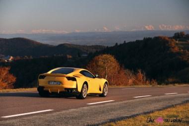 Road-Trip Ferrari Paris-Mulhouse 812 super fast sportive luxe