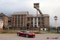 Road-Trip Ferrari Paris-Mulhouse Alsace portofino voyage