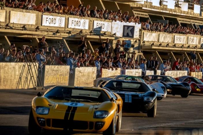 Le Mans 66 course finale Ford GT40