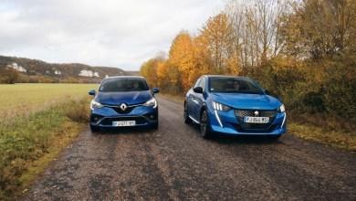 Photo of Comparatif Peugeot 208 vs Renault Clio : allez les bleues !