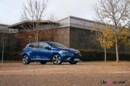 Comparatif Renault Clio 0174 citadine profil