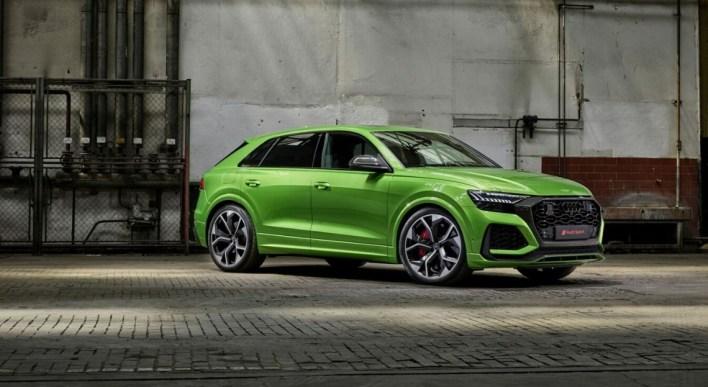 Audi RSQ8 2019 SUV coupé jantes