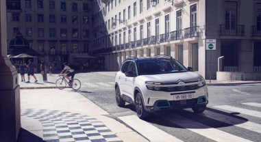 Citroën C5 aircross hybride rechargeable 2019 SUV