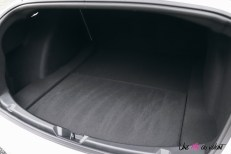 Essai Tesla Model 3 Performance 2019 coffre arrière