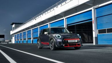 Photo of Mini John Cooper Works GP (2019) : filer à l'anglaise
