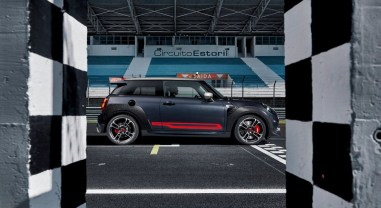 Mini John Cooper Works GP 2019 profil jantes 18 pouces