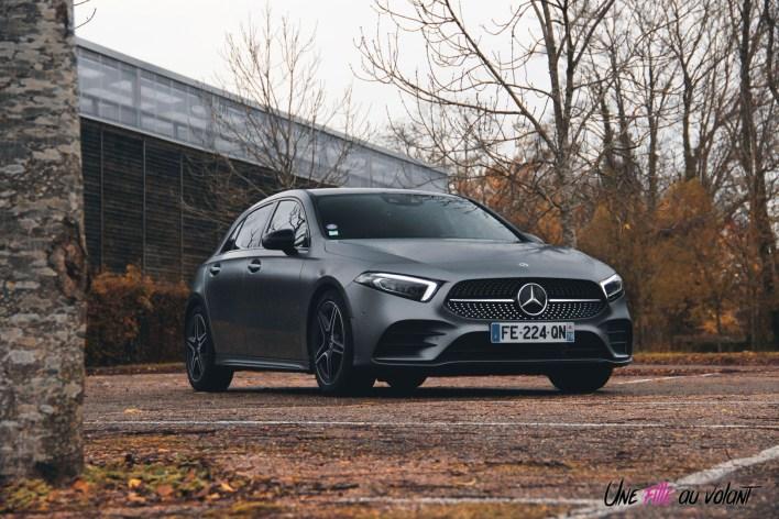 Essai Mercedes Classe A 180 compacte