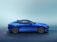 Jaguar F-Type 2019 profil jantes