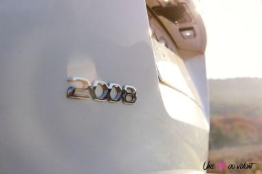 Photo essai logo Peugeot 2008 2 2019