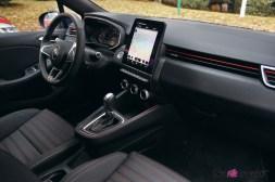 Photo essai Renault Clio 5 2019 intŽrieur Žcran tactile siges