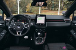 Photo essai Renault Clio 5 2019 intŽrieur Žcran tactile planche de bord