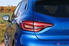Photo essai Renault Clio 5 2019 feux arriere