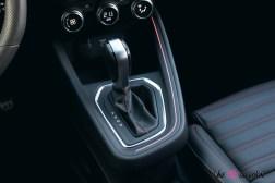 "Photo essai Renault Clio 5 2019 levier de vitesse bo""te EDC"