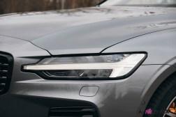 Photo Essai Volvo S60 Polestar Engineered feux avant