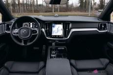 Photo Essai Volvo S60 Polestar Engineered intŽrieur planche de bord