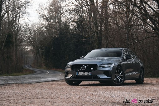 Photo Essai Volvo S60 Polestar Engineered berline hybride rechargeable T8 TwinEngine essence