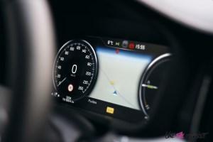 Photo Essai Volvo S60 Polestar Engineered combinŽ d'instrumentation digital GPS