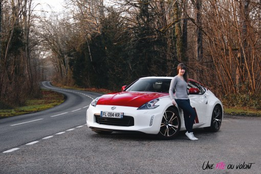 Photos Essai Nissan 370Z 50me anniversaire Marie Lizak