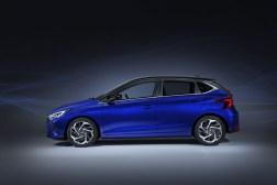 Photos Hyundai i20 2020 profil citadine