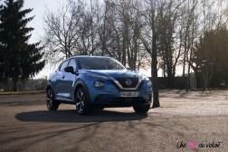 Photos essai Nissan Juke 2020 essence DIG-T 117