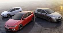 Photos Volkswagen Golf GTD, GTI et GTe 2020 compacte