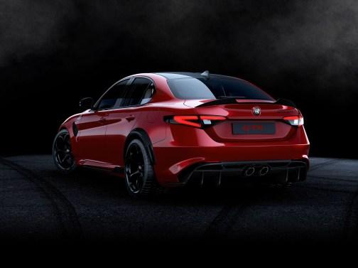 Photos Alfa Romeo Giulia GTA et GTAm 2020 arrire
