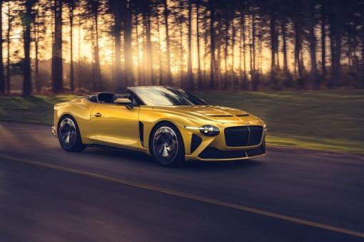 Photos Bentley Mulliner Bacalar 2020 cabriolet