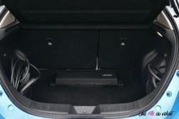 Photos essai Nissan Leaf e+ 2020 coffre