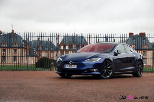 Photos essai Tesla Model S Grande Autonomie 2020 berline Žlectrique