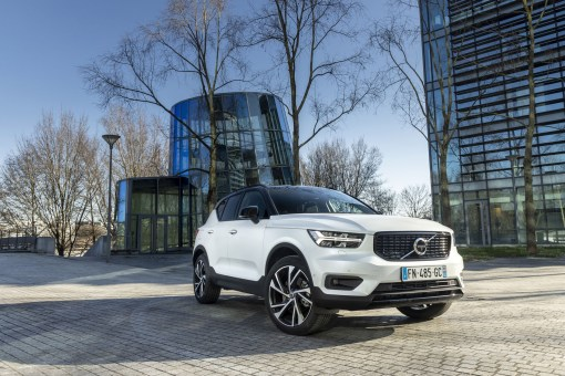 Photos Volvo XC40 T5 Recharge hybride rechargeable 2020 SUV urbain