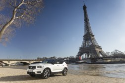Photos Volvo XC40 T5 Recharge hybride rechargeable 2020 SUV compact