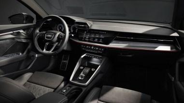 Photos Audi A3 berline 2020 intŽrieur